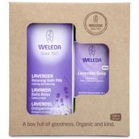 Weleda Lavender Bath Gift Set