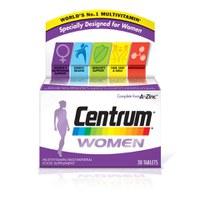 Centrum女性复合维生素片(30片)