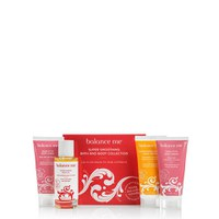 Balance Me Super Smoothing Bath and Body Collection