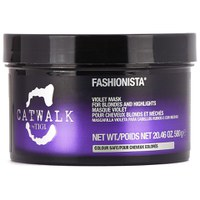 TIGI Catwalk Fashionista Violet Mask (580g)