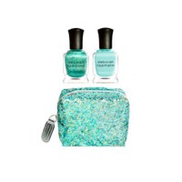 Deborah Lippmann Limited Edition Calypso Mini Duet Glitter Bag (2x8ml)
