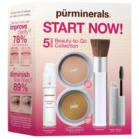 Pur Minerals Start Now Kit in Golden Medium