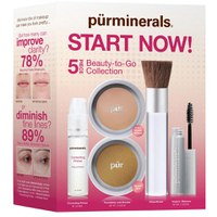 Pur Minerals Start Now Kit in Light Tan