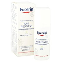 Eucerin® Hypersensitive Skin Anti Redness Concealing Day Cream (50ml)