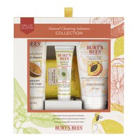 Burt's Bees Natural Cleanser Collection