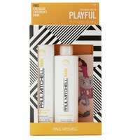 Paul Mitchell Because You're Playful Shampoo and Conditioner