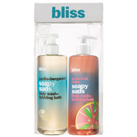 BLISS SOAPY SUDS BODY WASH DUO