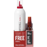 Paul Mitchell Sculpting Foam with FREE Ultimate Color Repair Sample (Worth £32.25)