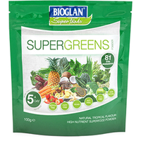 Bioglan Superfoods Supergreens Original 81 - 100g