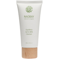 NAOBAY Equilibria Gel To Milk Facial Cleanser 100ml