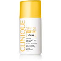 Mineral Sunscreen Fluid for Face SPF50 de Clinique 30ml