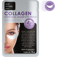 Skin Republic Collagen Under Eye Patch (3 Pairs) (18g)