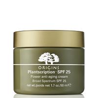 Crème anti-âge intense FPS 25 Plantscription ™ deOrigins 50 ml