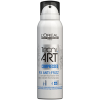 L'Oréal Professionnel Tecni ART Compressed Spray Fixant Anti-Frizz (125ml)
