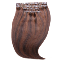 "Beauty Works Jen Atkin Invisi-Clip-In Hair Extensions 18"" - Caramelt 2/4/6"