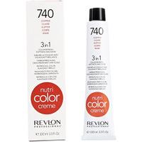 Nutri Color Crème Revlon Professional740Copper100 ml