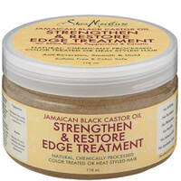 Shea Moisture Jamaican Black Castor Oil Strengthen, Grow & Repair Edge Treatment 118 ml