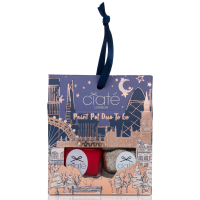 Ciaté London Paint Pot Duo to Go Nail Varnish - Mistress/Razzmatazz 2 x 5ml