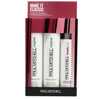 Paul Mitchell Make It Classic Gift Set