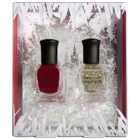 Deborah Lippmann Ice Queen Nail Varnish Gift Set (2x8ml)