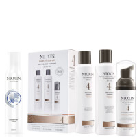 Nioxin Hair System Kit 4 and Bodifying Foam Bundle