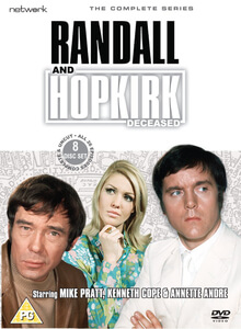 Randall and Hopkirk (Deceased) The Complete Series Reconfiguration 2