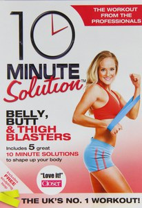 10 Minute Solution Belly, Butt and Thigh Blaster With Sculpting Loop