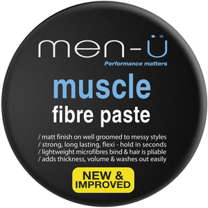 Pâte modelante matte men-ü Muscle Fibre Paste 100ml