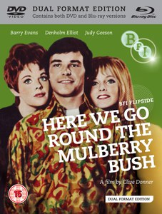 Here We Go Round Mulberry Bush (Bevat Blu-Ray en DVD Copy)