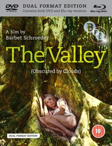 The Valley (Obscured by Clouds) Dual Format Editie [Blu-ray+DVD]