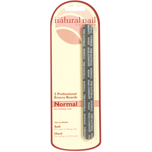 Jessica Professional Emery Boards - Normal Nails