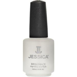 Esmalte top coat con brillo Jessica 14.8ml