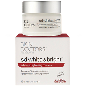 Skin Doctors SD White and Bright (gegen Hautpigmentation) 50ml