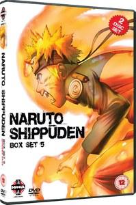 Naruto Shippuden Box Set 5 (Episodes 53-65)