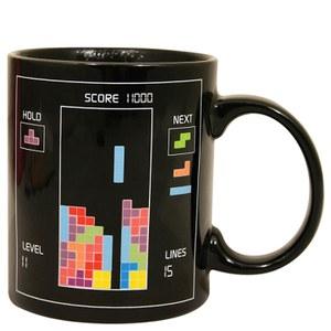 Tetris Kaffeetasse Heat Change Mug - Thermotasse aus Keramik