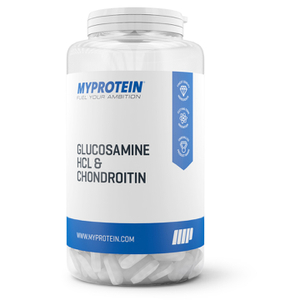 Glucosamina HCL y condroitina
