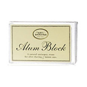 The Art Of Shaving Alum Block (50G)