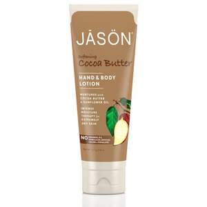 JASON Zarte Kakaobutter Hand und Body Lotion (237ml)