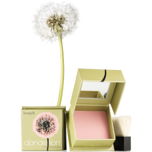 benefit Dandelion Ballerina Pink Blush & Brightening Face Powder