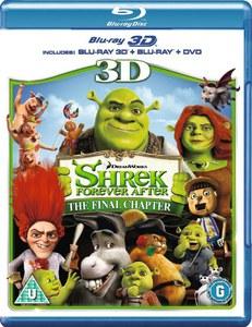 Für immer Shrek 3D (3D Blu-Ray, 2D Blu-Ray und DVD)