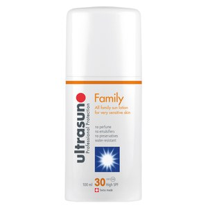 Ultrasun Family Spf 30 - Super Sensitive (100ml)