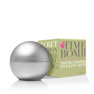 Time Bomb Trouble Shooter Neck, Jaw and Chest Cream 45ml