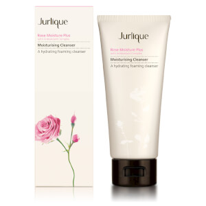Jurlique Rose Moisture Plus With Antioxidant Complex Moisturising Cleanser (100ml)