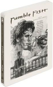 Rumble Fish (Steelbook Edition)