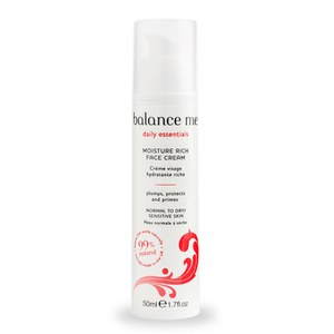 Balance Me Moisture-Rich Face Cream (50ml)