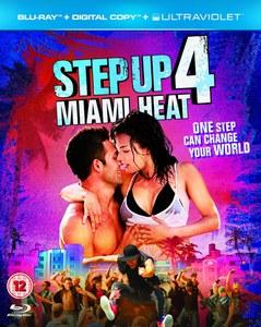 Step Up 4: Miami Heat (Bevat Digital en UltraViolet Copies)