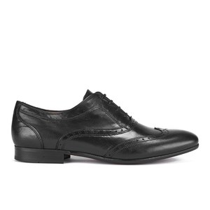 H Shoes by Hudson Men's Francis Brogues - Black