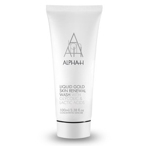 Limpiador renovante Alpha H Gold (100ml)