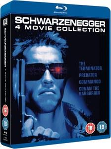 Arnold Schwarzenegger Box Set
