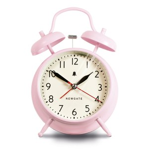 New Covent Garden Clock - Dreamy Pink